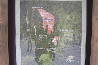 Naturlehrpfad Rotes Moor