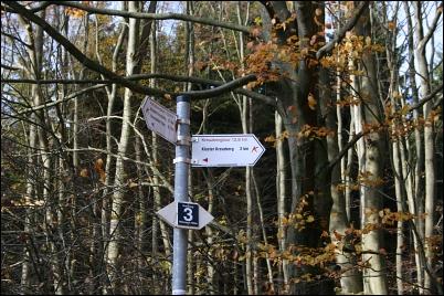 Wie und wo gehts zum Kloster Kreuzberg?