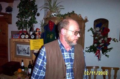 Weinprobe Kammerforst 2002