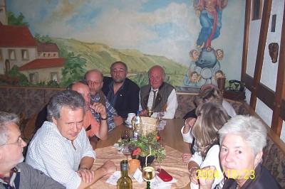 Weinprobe in Garstadt