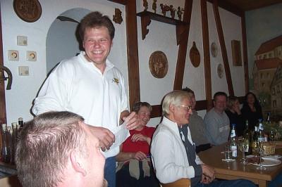 Weinprobe Gessner
