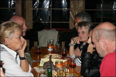 Weinprobe Lother Wipfeld 2008