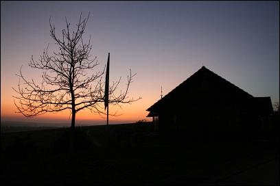 Zehntgrafenlaube im Weinberg Wipfeld