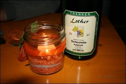 Scheurebe Kabinett Lother Wipfeld