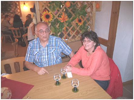 Weinprobe Ebert Kammerforst 2013