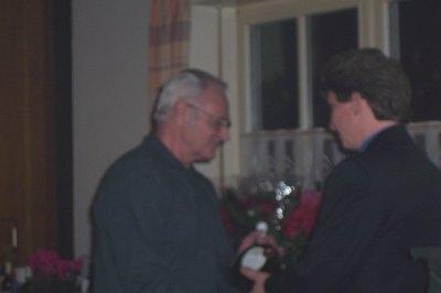 Weihnachtsfeier RV92 Schweinfurt 2004