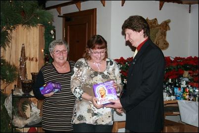 Weihnachtsfeier RV92 Schweinfurt 2008