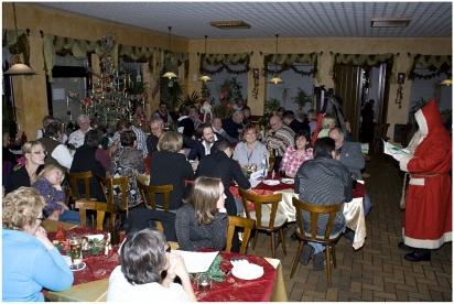 Weihnachtsfeier in Schweinfurt 2011