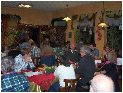 Weihnachtsfeier 2012 RV92