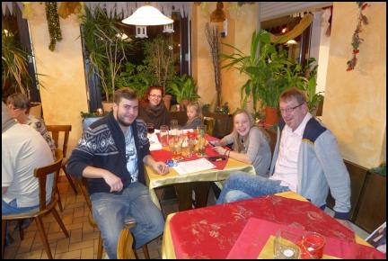 RV92 Weihnachtsfeier 2015