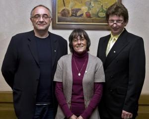Dieter-K. Schenk, Rosemarie Endreß, Thomas Zimmermann